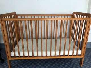 🚚 Baby cot (Mothercare)