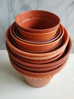Pots to bless