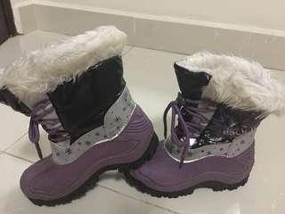 Winter boots woolf EU 27/ UK9.5/US 9.5 C