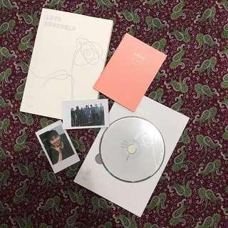 [WTS] UNSEALED BTS ALBUM LOVE YOURSELF : HER L VERSION