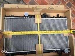 Toyota Corona radiator assembly