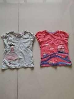 🚚 Mothercare 12-18months girl top