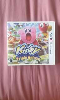 🚚 3DS Kirby Deluxe