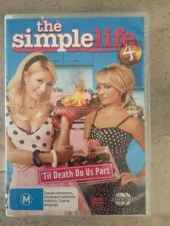 The simple life dvd 4