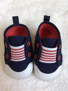 Baby Boy Shoes 3-6 months