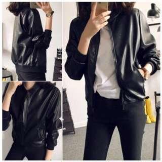 Jacket / Leather Jacket