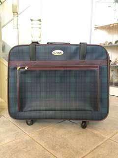 Vintage luggage bag medium size