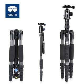 Sirui A1205 + Y11 Tripod | Local Warranty | Durable | Carbon Fibre