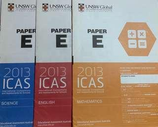 UNSW ICAS papers