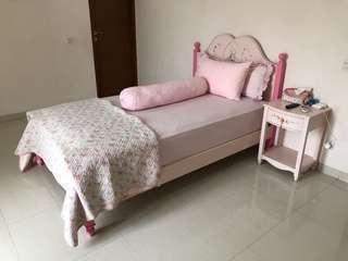 Informa Kids (Girl) Furniture Set