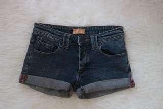 Rodeo Hotpants Jeans