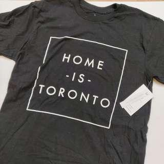 Peace Collective 'Home Is Toronto' Tee