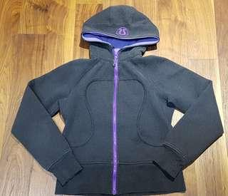 Lululemon Women's Hoodie - Size 8