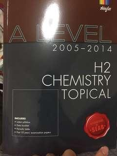 Brand New H2 Chemistry Topical TYS