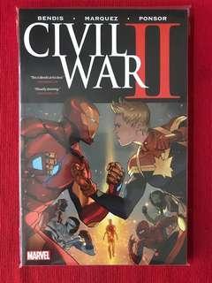 Civil War 2 Trade-paper pack (Brian Michael Bendis) - Marvel Comics