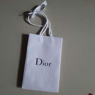Paper Bag Dior original 100%