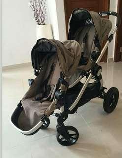 Stroller preloved Babyjogger city select