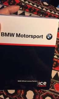 BMW Motorsport Ice Watch Unisex