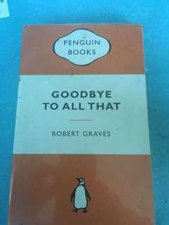 🚚 Goodbye to all that book