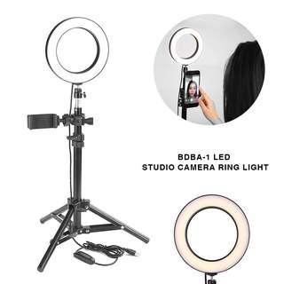 Ring Light / Studio camera ring light / Makeup selfie