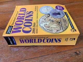 2015 Standard Catalog of World Coins