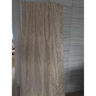 Limited sets Night Curtains with free day curtains