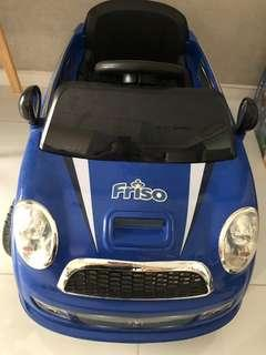 Friso Electric car