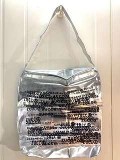 Zucca Silver Bag 銀色鈄孭袋