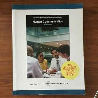 Human Communication 4th Edition
