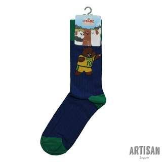 Iconic Socks - Grizz