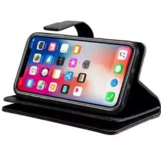 iPhone 6/6s Plus Phone Case Wallet Multi-card Flip Cover