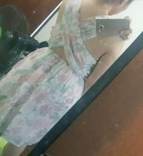 FOREVER21 CrissCross Dress