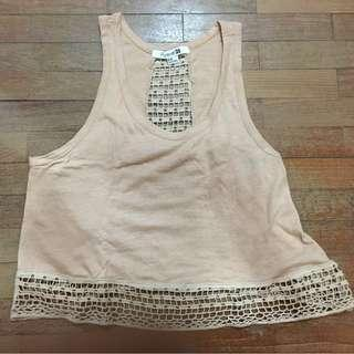 FOREVER 21 Beigh Tank Top