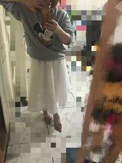 🚚 格紋裙子