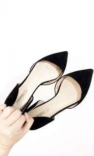 Flat Shoes Zara ! Sepatu kondangan , sepatu jalan