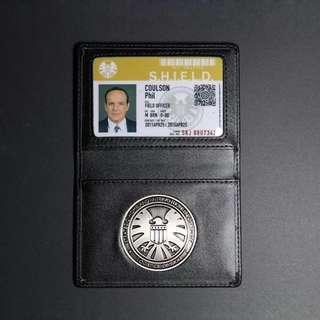 🚚 Agents of shield and hydra ID card Private order