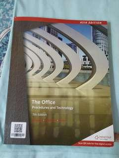 The Office Procedures and Technology((ASM503/OSM503)Administrative Procedures UiTM Degree)