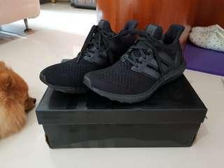 66353e2a9 Adidas Ultraboost LTD 1.0 Triple black (Full black) BB4677