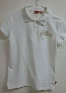 🚚 Puma 白色polo衫