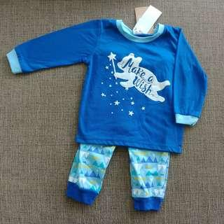 BNWT PJs pajamas for 6-12 months