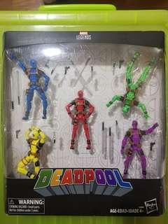 🚚 Marvel Legends Universe Deadpool