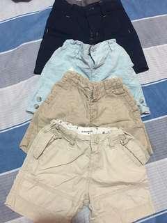 Baby shorts bundle