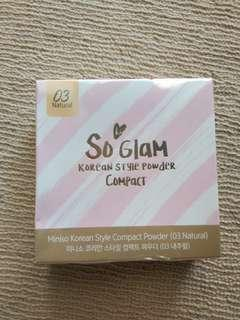 🚚 Compact powder from Korea