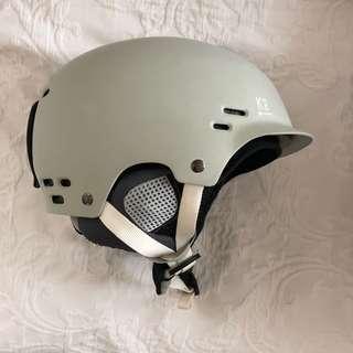 K2 ski helmut 滑雪頭盔