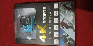 4K Sports ULTRA HD DV 30m