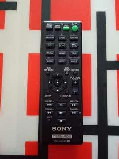 Sony System Audio Remote RM-AMU180