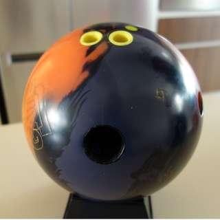 14lb Storm Super Gate Solid Reactive Bowling Ball