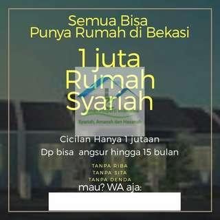 Property Syariah babelan Bekasi tanpa Dp