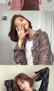 🚚 grey flannel