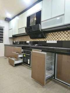 Kabinet Dapur Johor | Simple & Murah